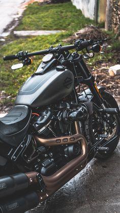 Harley Davidson News – Harley Davidson Bike Pics Harley Fat Bob, Harley Davidson Fat Bob, Harley Davidson Sportster 883, Harley Davidson Motorcycles, Moto Bike, Motorcycle Bike, Vespa, Milwaukee, Old Bikes