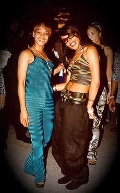 RIP Lisa Left Eye Lopez & Aaliyah