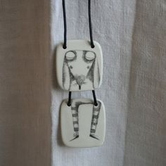 Ceramic Jewelry by Serena Balbo