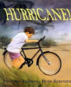 Not only does this book talk about hurricanes, it is also a good way to teach about similes and personification. A whole lesson does not have to be spent on these literary devices but you can discuss them as you see them in the book. Similes And Metaphors, Teaching Reading, Teaching Plot, Teaching Ideas, Student Teaching, Creative Teaching, Learning, Thing 1, Library Lessons