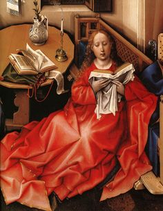 Robert Campin, detail