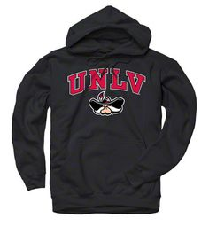 best sneakers faa05 85e9b UNLV Runnin Rebels Black Perennial II Hooded Sweatshirt  35 Virginia  Commonwealth University, University Of Miami