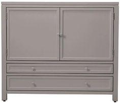 """Martha Stewart Living™ Craft Storage Cabinet - Craft Tables - 36""""H x 42""""W - $419"""