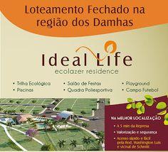 Revo Prime venda de Lotes a Prazo: Lotes em condomínio fechado Rio Preto