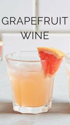 What do you get when you combine crisp, summery rosé with tangy grapefruit juice? This refreshingly sophisticated cocktail. And if you really want to live on the edge, add a splash of gin!