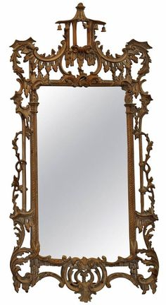 Chinese Chippendale Style Mirror  5728a4cd9bee96e95677818c9e1e7b44.jpg (564×1034)