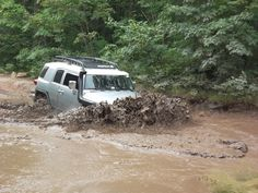 Post your Snorkeled FJ pix here - Page 5 - Toyota FJ Cruiser Forum