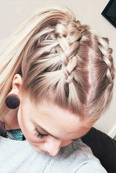 Style Your Medium Hair with Braids picture 3