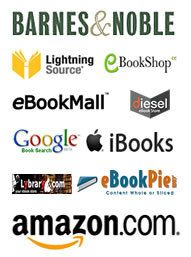 Global Book and Ebook Distribution: Have your book and ebook available to over 30,000 wholesalers, retailers and booksellers in over 100 countries with publicious.com.au  http://www.publicious.com.au/distribution.html