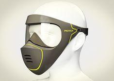 Mask on Behance