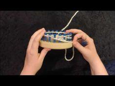 CinDWood's Tip #22: Speeding Up the Garter Stitch - YouTube