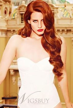 Lana del rey | hair inspiration love this color