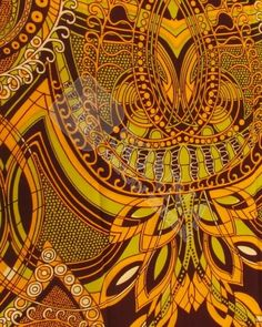 African Textiles/New Collection 6yds