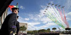 Parata 2 giugno 2014, tornano le Frecce tricolori. Con Renzi la manifestazione è meno low cost dell'anno scorso