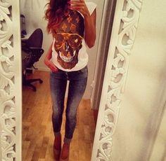 Image via We Heart It https://weheartit.com/entry/142635022/via/17911861 #beauty #fashion #girl #sexy #stylish #women