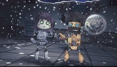 "DANCE GAVIN DANCE Share Prequel for ""Robot With Human Hair' – Watch The Video 