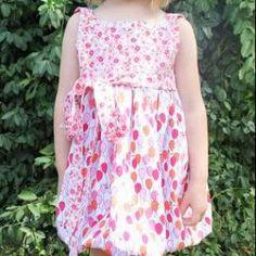 Bubble Dress Pattern - free sewing patterns - Kids Sewing Patterns