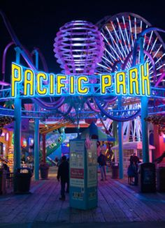 Located on the world famous Santa Monica Pier, Pacific Park® is the family place to play! Rides, midway games, food, and seaside shopping. Santa Monica, Vacation Trips, Vacation Spots, Orlando, Park Photography, World Best Photos, Summer Activities, Roller Coaster, Trip Planning