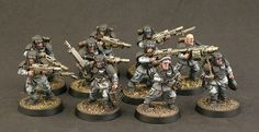 Imperial guard forge world