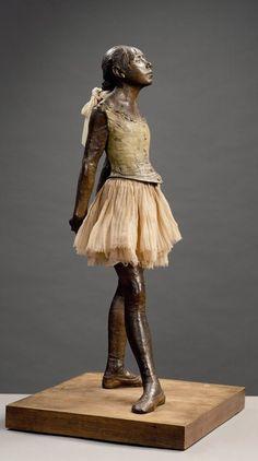 Edgar Degas 1834-1917 | French impressionist painter | Sculpture | Tutt'Art@ | Pittura * Scultura * Poesia * Musica |