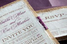 NEW DIY Modern Type Playbill Wedding by InvitationsByAlecia, $4.85