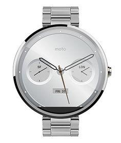 Best Wearable: Moto 360