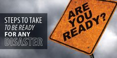 How to Be Ready for Any Disaster   Rainbow International