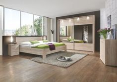 Schlafzimmer mit Bett 180 x 200 cm Eiche Sägerau Jetzt bestellen unter: https://moebel.ladendirekt.de/schlafzimmer/komplett-schlafzimmer/?uid=22bba6ed-6691-5cf3-aa30-b7a98fe22b33&utm_source=pinterest&utm_medium=pin&utm_campaign=boards #komplettschlafzimmer #schlafzimmer