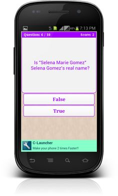 Android Quiz App Full Source Code . Create your own android trivia quiz app using this source code kit.