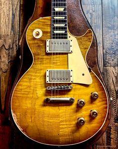 1959 Gibson Les Paul, Les Paul Guitars, Les Paul Standard, Guitar Parts, Guitar Players, Acoustic Guitars, Madness, Instruments, Cartoons
