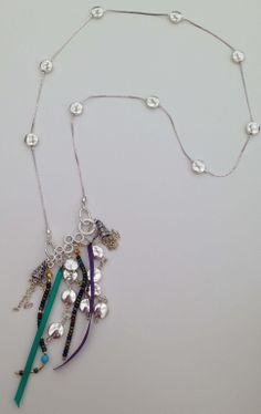Lovely necklace by Suzie.