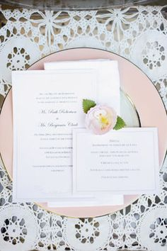 Heirloom Romance #Wedding Invitations wedding photos. Very nice. www.mainlineaffair.com/