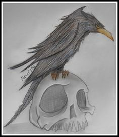 Images Viking, Feuille A3, Crane, Skulls, Vikings, Old School, Pin Up, Xmas, Journal