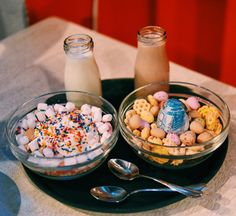 'Cereal Killer Cafe'
