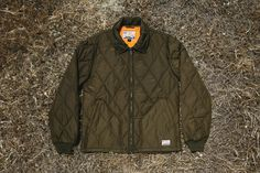 "Brixton & Krooked ""Friendly Union"" Mission Jacket"