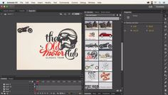Adobe Launches Animate CC, Previously Known As FlashProfessional