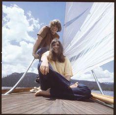 "Karen Carpenter Avenue: Photographs from the Carpenters album ""Ticket To Ride"""
