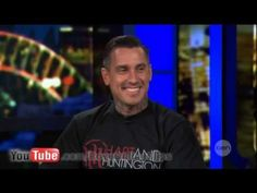 Carey Hart interview on The Project (2013) - YouTube