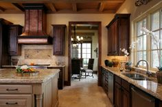 Stain Less Kitchen Cabinets Dallas