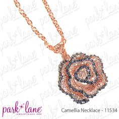 Rose gold is making a come back!Jewels By Park Lane http://www.jewelsbyparklane.com/field/ccarlyle