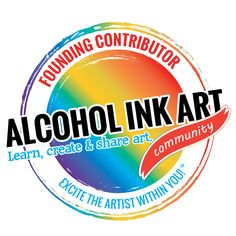 I have the honor and pleasure of being a contributor!! #aiartcomm #alcoholink #art  http://bit.ly/2joinaiac