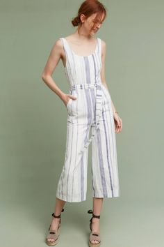 Shop the Daena Cropped Jumpsuit and more Anthropologie at Anthropologie today. Read customer reviews, discover product details and more.