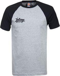 Volcom Skate Club Stone Age Raglan T-Shirt