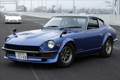 Nissan Fairlady Z S30 - I am soo restoring one of these one day!