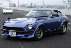 Nissan FAIRLADY Z S30 【WANGAN MIDNIGHT MODEL】