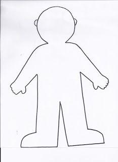 aggie coloring pages - traceable body shape color me me cub scouts