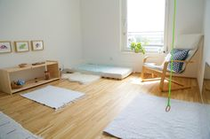 SUMMER SERIES: Montessori home tour – a peek inside Anna, Thomas, Julia and Jakob's Montessori-style home in Vienna, Austria - baby care
