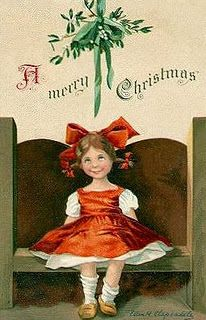 Free Vintage Christmas Card Images