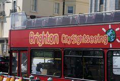 Brighton Bus, sightseeing