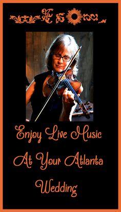 Enjoy Live Music For Your Atlanta Wedding! #AtlantaWedding #Wedding #Atlanta #Music #Live #Band